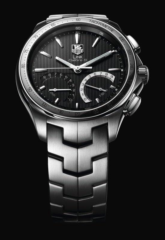 tag heuer link calibre s chronograph orologi