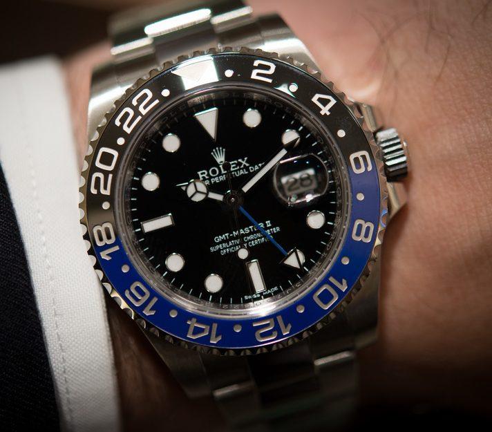 Rolex-GMT-Master-II-Blu-Lunetta