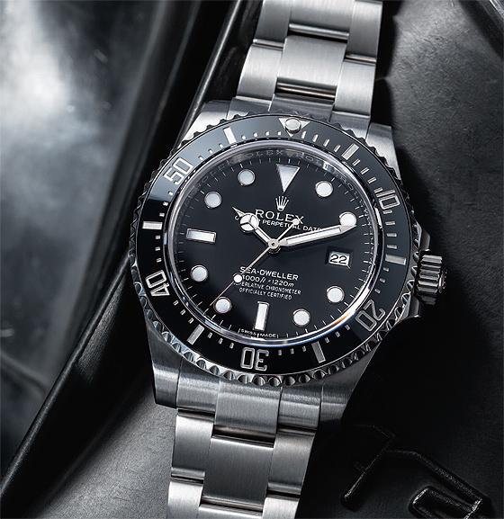 Rolex-Sea-Dweller4000-Davanti