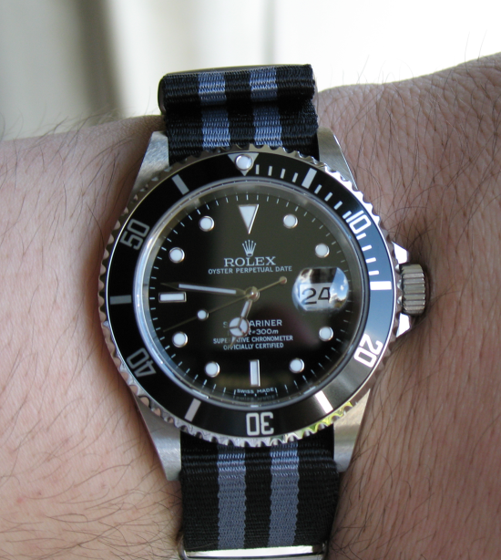 Rolex-Submariner-Replica
